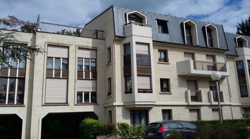Sale apartment Coye la foret 279 500€ - Picture 2