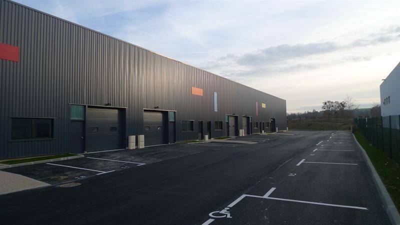 Location Local d'activités / Entrepôt Rosny-sur-Seine 0