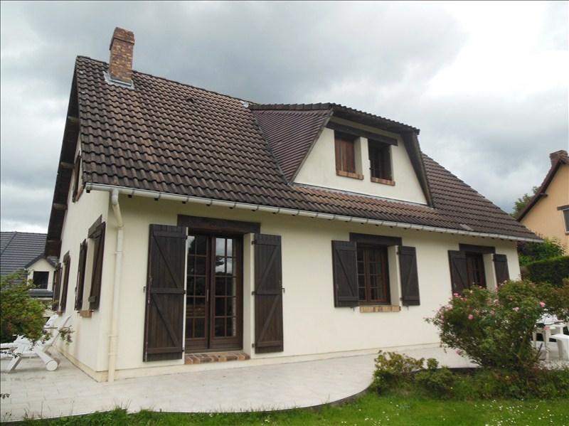 Sale house / villa Les authieux sur le port s 242000€ - Picture 1