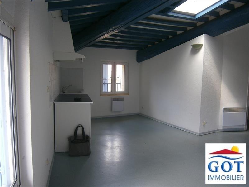 Affitto appartamento Torreilles 540€ CC - Fotografia 2