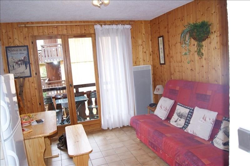 Sale apartment Mont saxonnex 54500€ - Picture 2