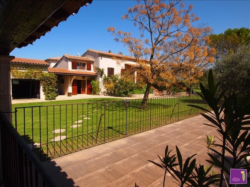 Sale house / villa Uzes 490000€ - Picture 10