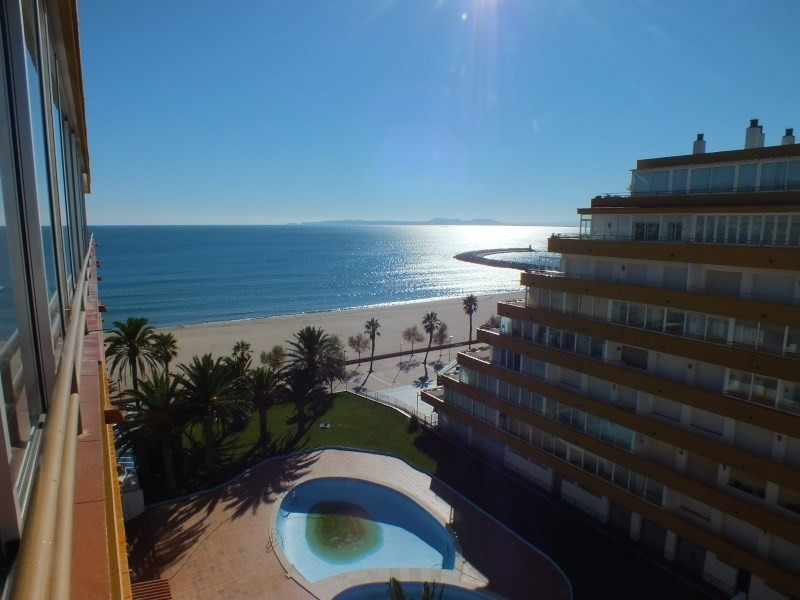 Location vacances appartement Roses santa-margarita 360€ - Photo 3