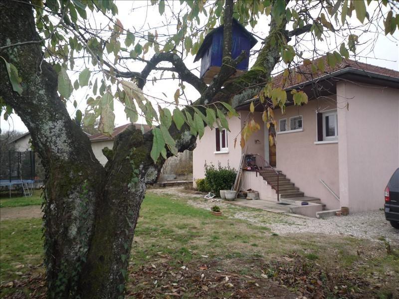 Vente maison / villa Pont de cheruy 237000€ - Photo 1