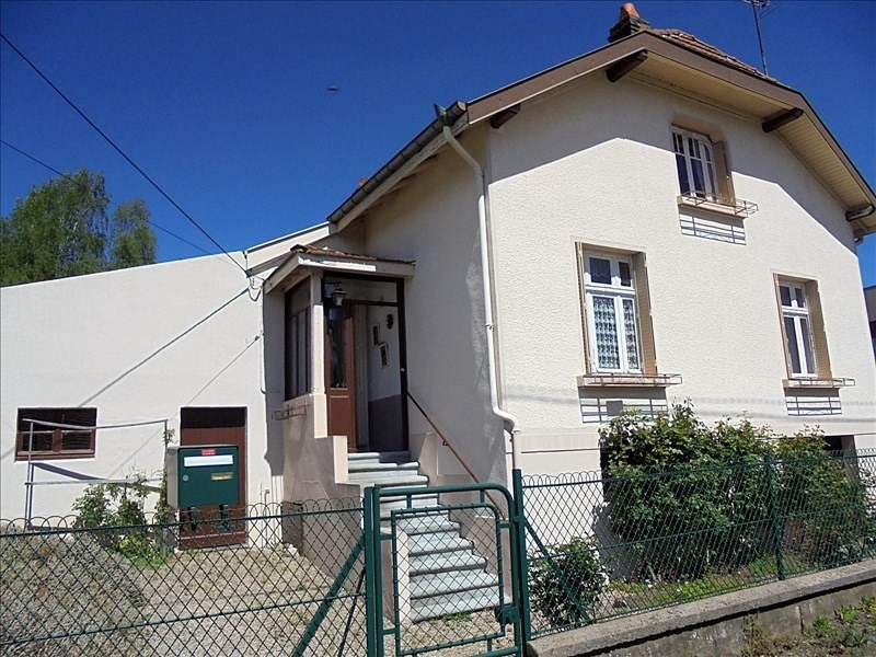 Sale house / villa Bertrichamps 98 000€ - Picture 1
