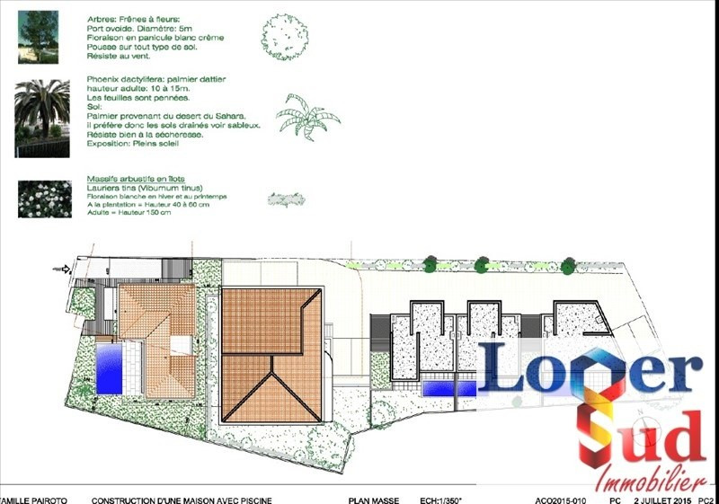 Vente maison / villa Castelnau le lez 409000€ - Photo 7