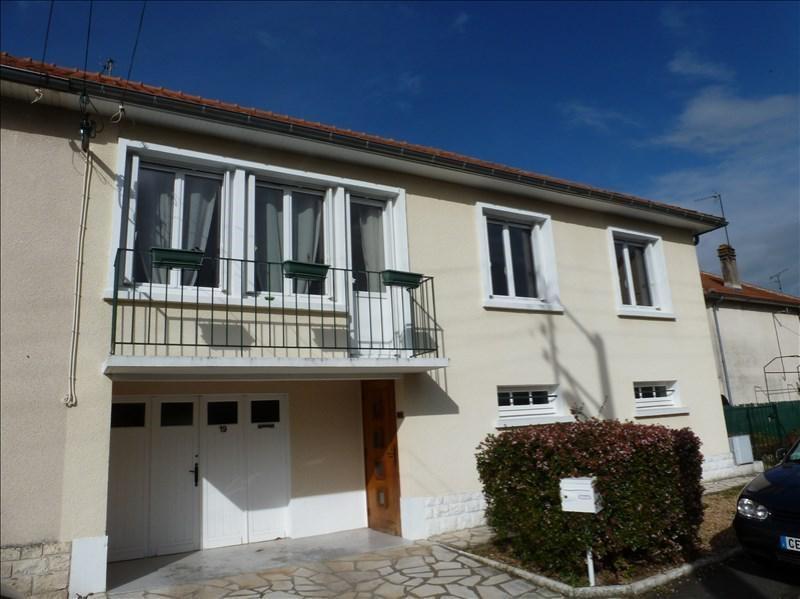 Vente maison / villa Chatellerault 101650€ - Photo 1