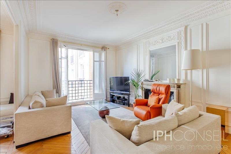 Vente de prestige appartement Neuilly sur seine 1630000€ - Photo 3