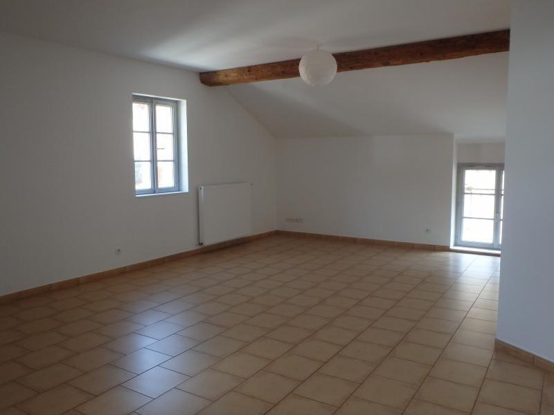 Sale apartment Nantua 98000€ - Picture 1