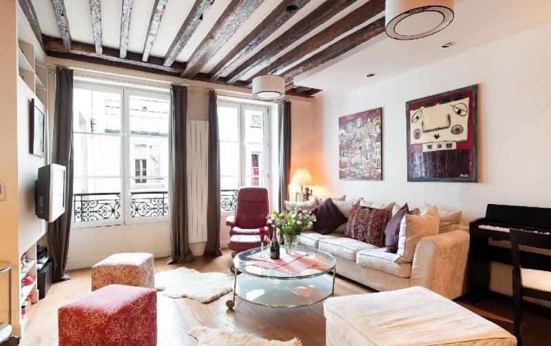 Sale apartment Paris 3ème 945000€ - Picture 3