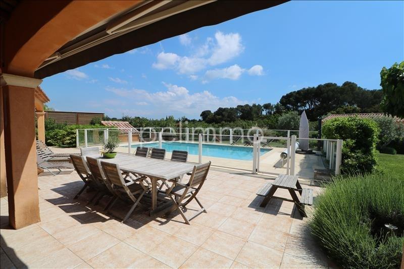 Deluxe sale house / villa Pelissanne 565000€ - Picture 2