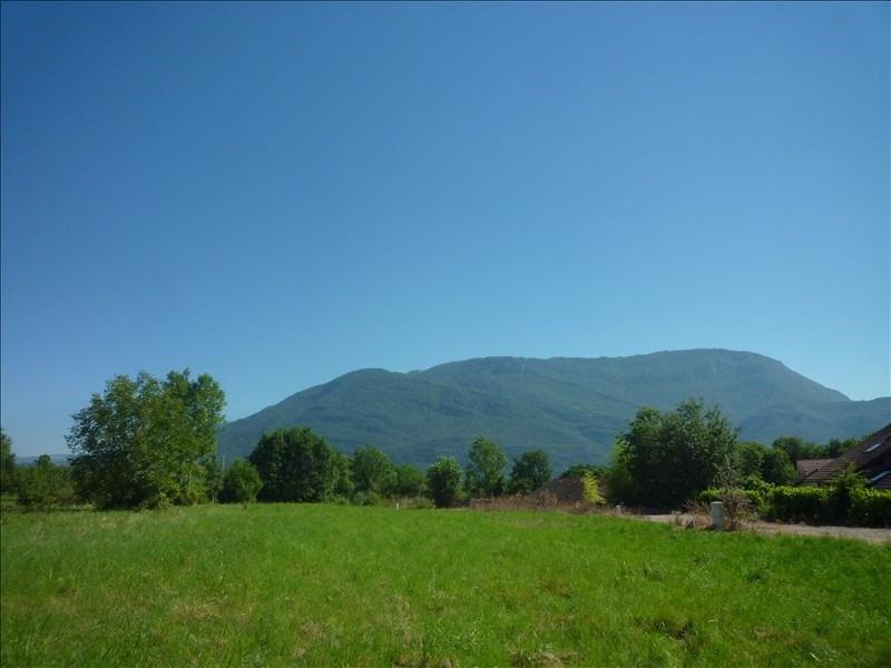 Vendita terreno Ceyzerieu 55000€ - Fotografia 2