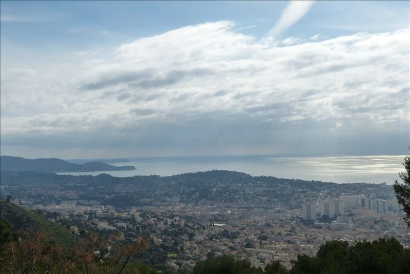Vente de prestige appartement Toulon 598000€ - Photo 1