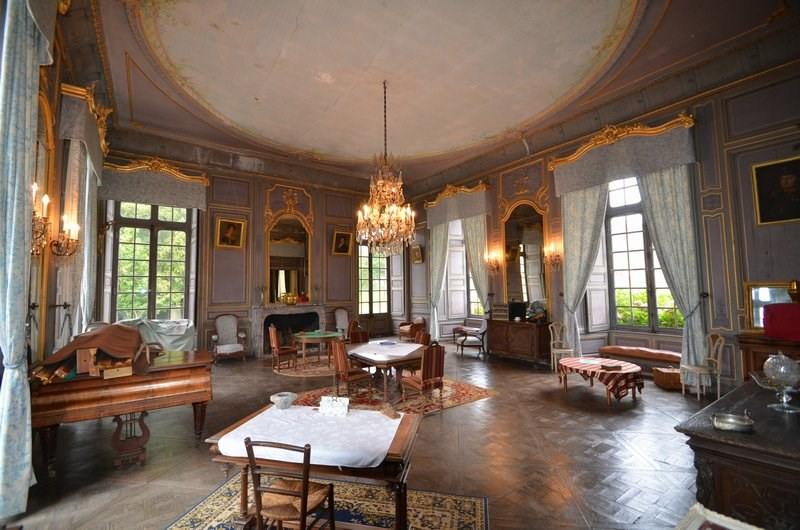 Verkauf von luxusobjekt schloss Valognes 1800000€ - Fotografie 2