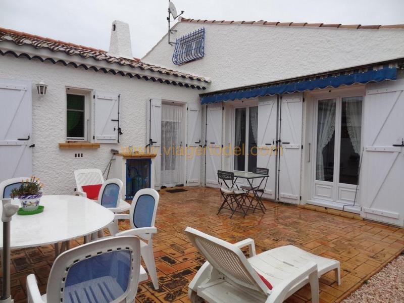 Life annuity house / villa Saint-laurent-de-la-salanque 63000€ - Picture 1