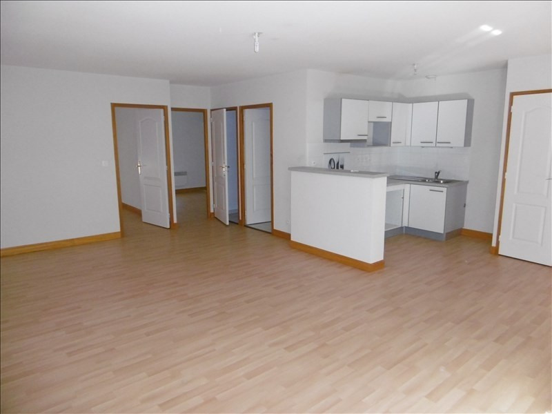Vente appartement Niort 127 957€ - Photo 1