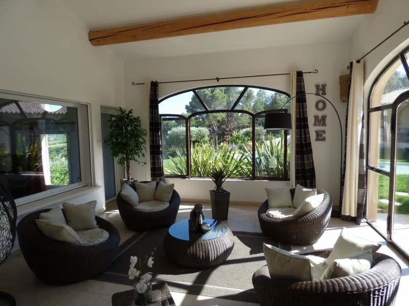 Deluxe sale house / villa Uzes 690000€ - Picture 4