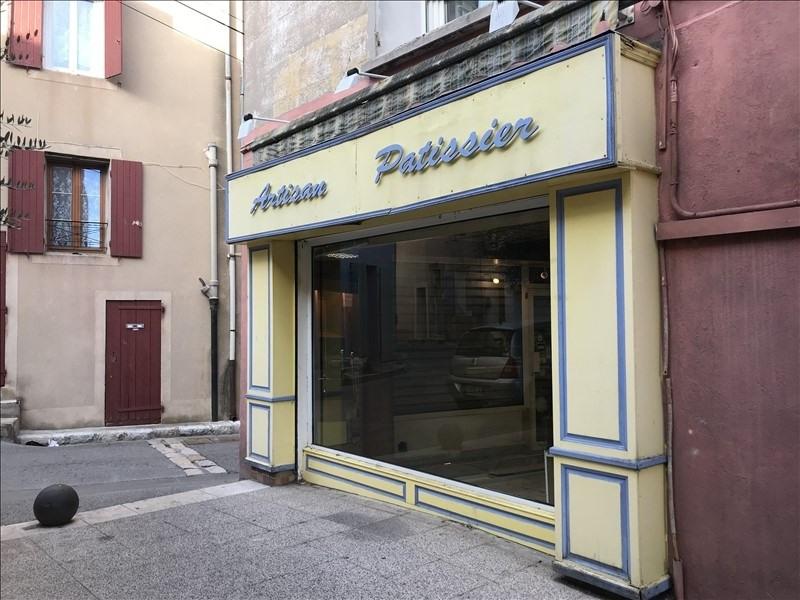Location boutique Pourrieres 500€ HT/HC - Photo 1