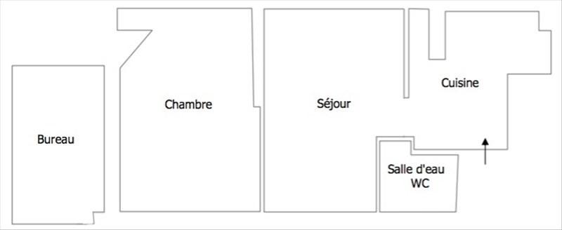 Sale apartment Villeneuve st georges 110000€ - Picture 8