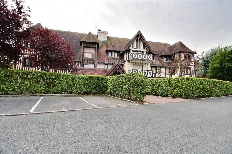 Sale apartment Deauville 167500€ - Picture 5