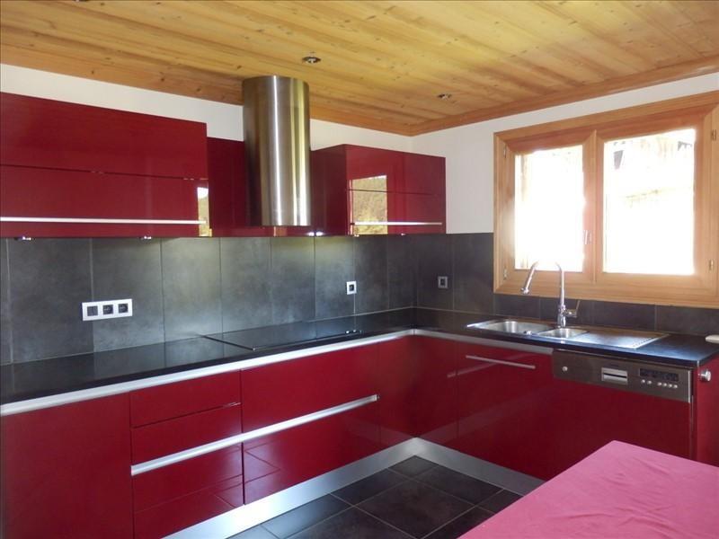 Vente appartement Cordon 485000€ - Photo 2