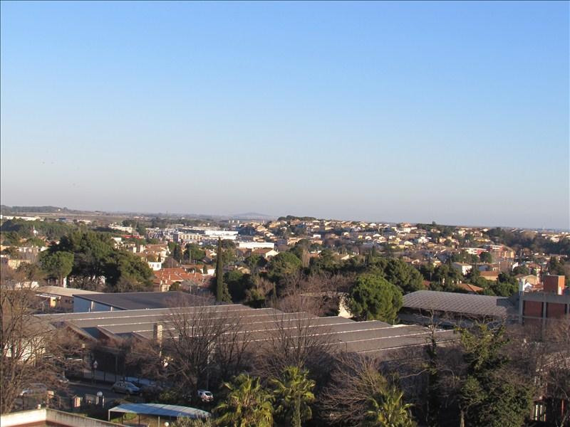 Sale apartment Beziers 65 000€ - Picture 1
