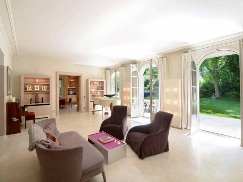 Immobile residenziali di prestigio casa Neuilly-sur-seine 16500000€ - Fotografia 3