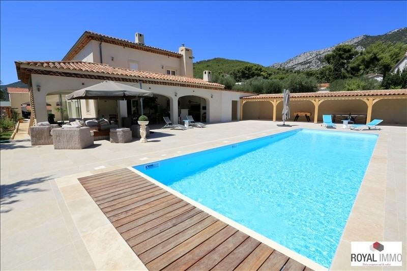Deluxe sale house / villa La valette du var 975000€ - Picture 4
