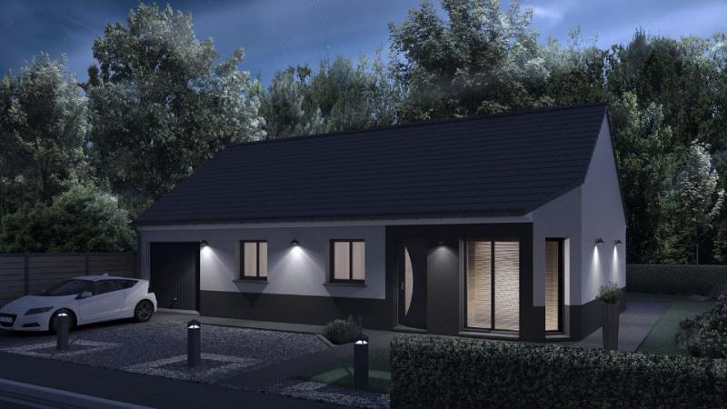 Maison  4 pièces + Terrain 1500 m² Bois-d'Ennebourg par LES MAISONS EXTRACO - AGENCE DES ANDELYS