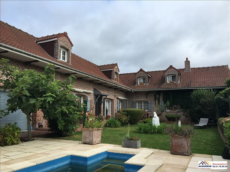Vente maison / villa Oignies 355 000€ - Photo 2
