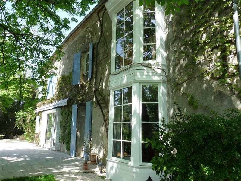 Deluxe sale house / villa Agen 449 000€ - Picture 1