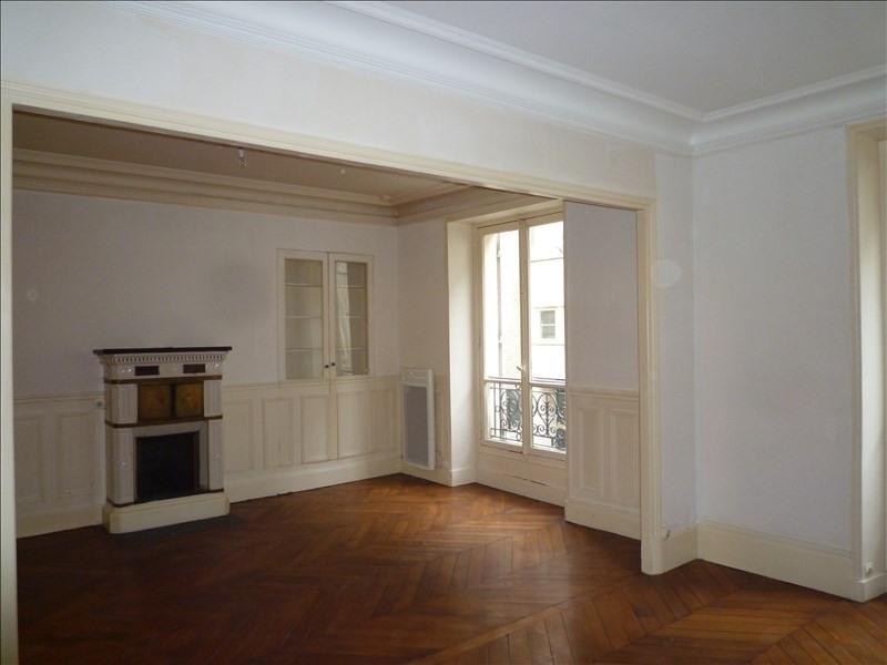 Rental apartment Paris 7ème 1850€ CC - Picture 2