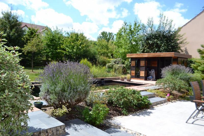 Sale house / villa Orgeval 725000€ - Picture 8