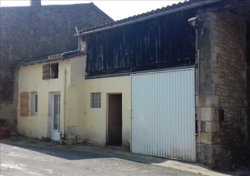 Vente maison / villa Tonnay boutonne 66000€ - Photo 1