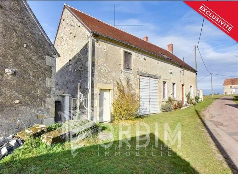 Vente maison / villa Pouilly sur loire 98000€ - Photo 1