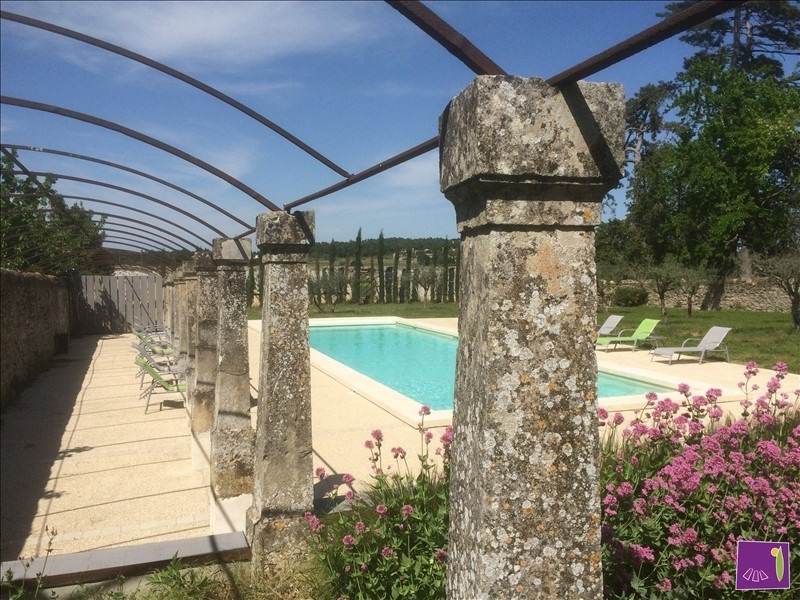 Deluxe sale house / villa Goudargues 1 495 000€ - Picture 4