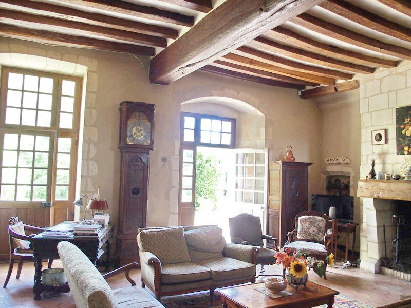 Deluxe sale house / villa Angers 350000€ - Picture 5