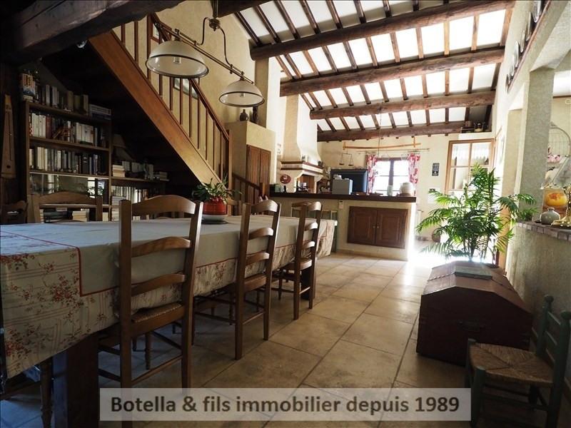 Vente maison / villa Goudargues 399900€ - Photo 3