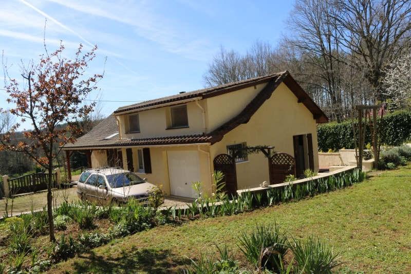 Vente maison / villa St pardoux la riviere 148900€ - Photo 1