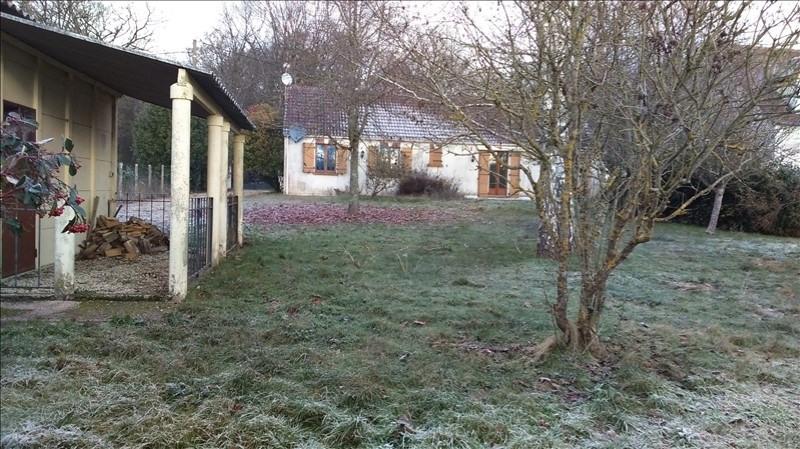 Vente maison / villa Proche sens 139000€ - Photo 7