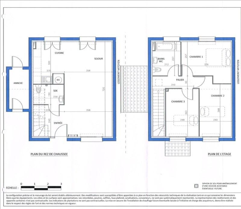 Sale house / villa Aubignan 175500€ - Picture 3