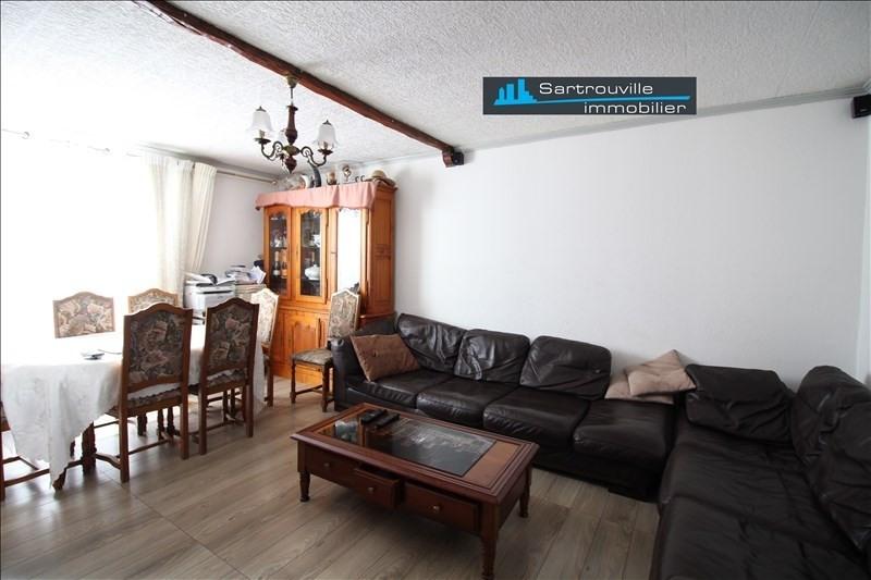 Vendita appartamento Sartrouville 213000€ - Fotografia 1