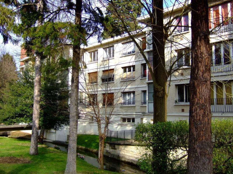 Rental apartment Villennes sur seine 1300€ CC - Picture 1