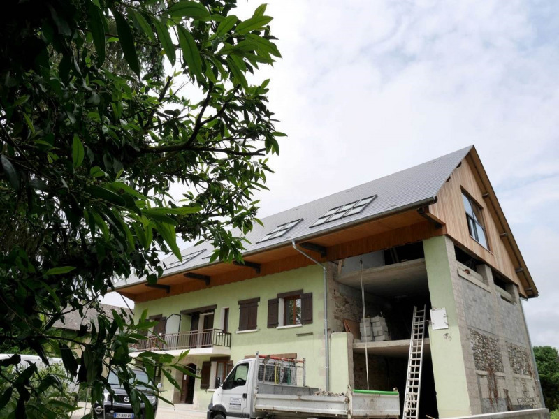 Venta  apartamento Alby-sur-chéran 135000€ - Fotografía 2
