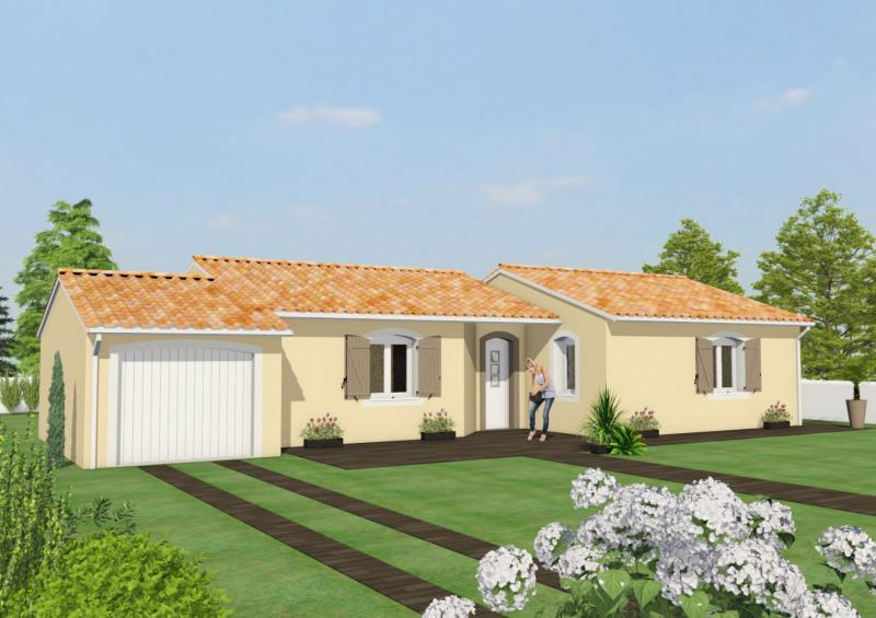 Maison  4 pièces + Terrain 415 m² Soual par maisons coté soleil