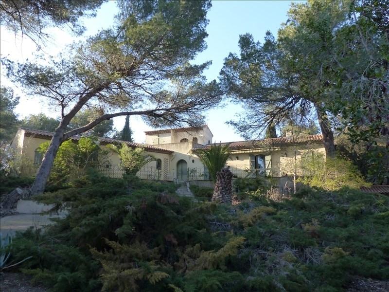Vente de prestige maison / villa Beziers 630000€ - Photo 1