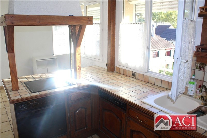Sale apartment Montmagny 171000€ - Picture 4