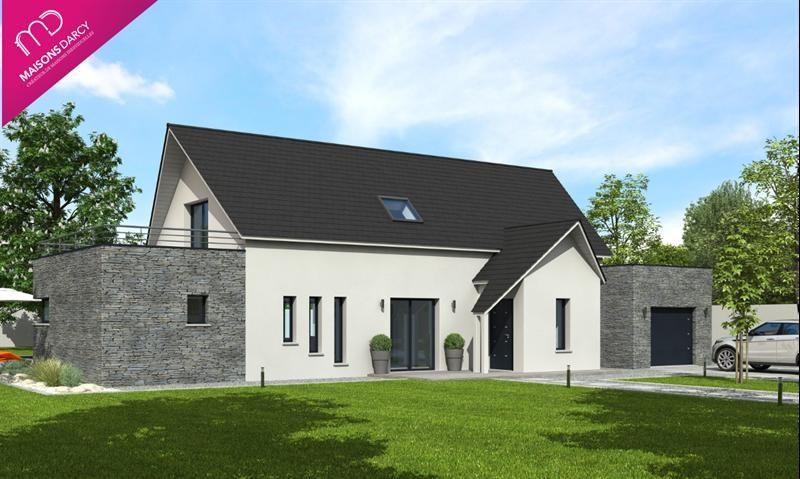 Maison  5 pièces + Terrain 814 m² Sainte Marie sur Ouche (21410) par MAISONS DARCY