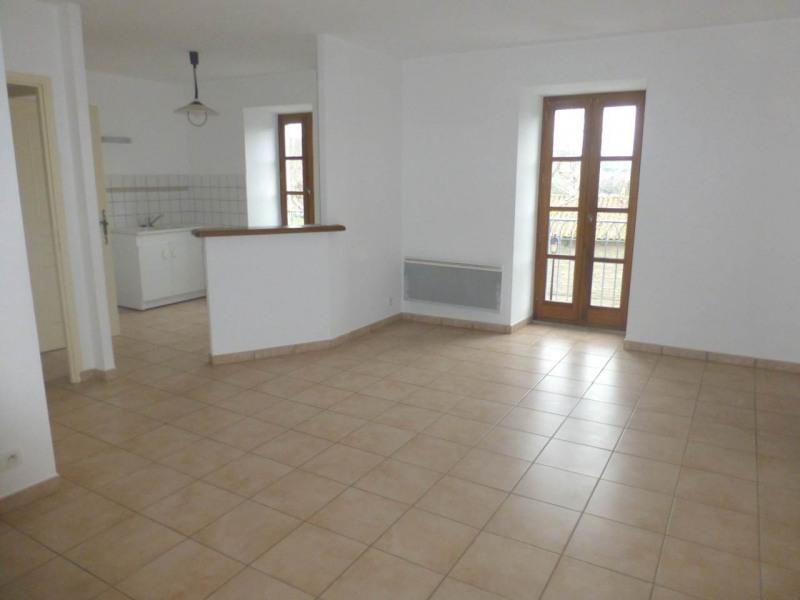 Location appartement Saint-maurice-d'ardèche 465€ CC - Photo 1