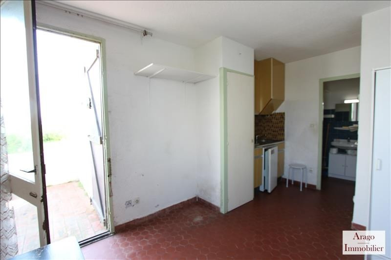 Vente appartement Le barcares 47 700€ - Photo 9